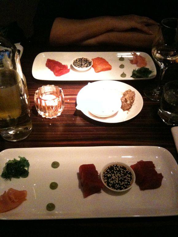 I love sashimi :)